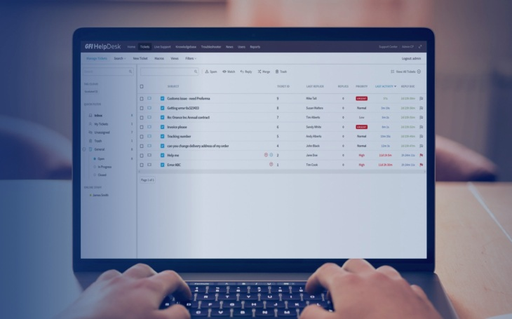 GFI Software: pracovníci na home office přetěžují helpdeskovou podporu