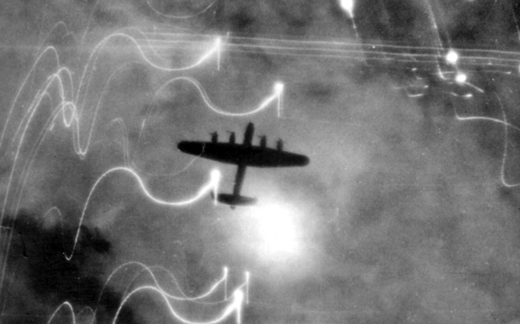 Sloužit na palubě britského strategického bombardéru bylo nebezpečnější než velet v zákopech první světové války