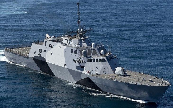 Našla US Navy konečně prostředek k ,,zúčtování&quote; s Čínou v trvale sporném teritoriu?