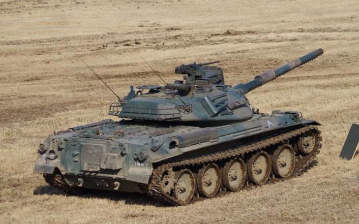 Starý samuraj – japonský tank Type 74 slouží už 45 let