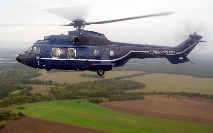 Policejní sbory sousedních zemí velkými vrtulníky disponují – v roce 2021 je chce vláda koupit i pro Policii ČR