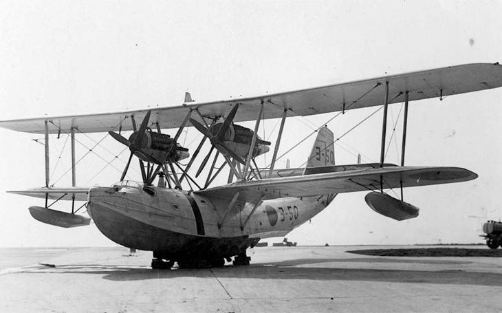 Japonské létající čluny I. - Britové učí své budoucí nepřátele