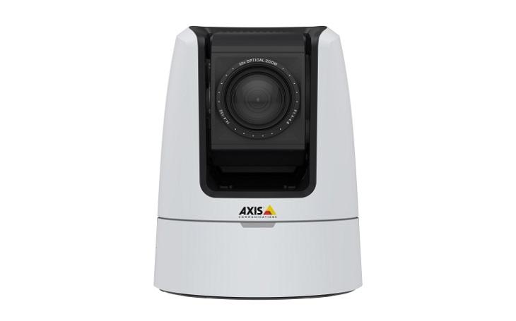 Axis uvádí novou PTZ kameru s předinstalovanou streamovací aplikací pro flexibilní video přenosy