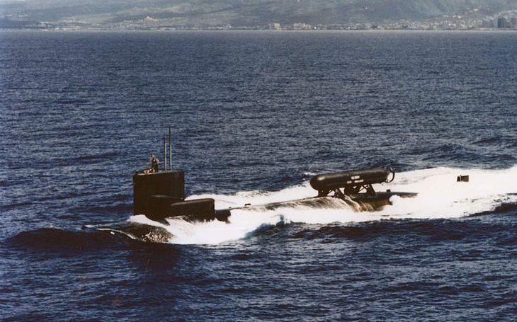 USS Parche: Americká ponorka, která měla provést sebedestrukci, pokud padla do rukou Sovětů