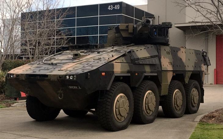 Rheinmetall v Austrálii při dodávkách vozidel BOXER - dobrý příklad zapojení domácího obranného průmyslu