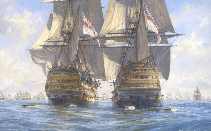 Anglie očekává, že každý muž splní svou povinnost - 215 let od bitvy u Trafalgaru