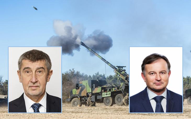 Poslanec Krejza interpeloval Babiše kvůli nákupu děl, jde mu o zapojení českého průmyslu. Požadujeme po Francouzích maximum, ujišťuje premiér