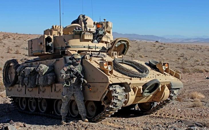 M2A4 Bradley: Nová verze pro bojiště 21. století