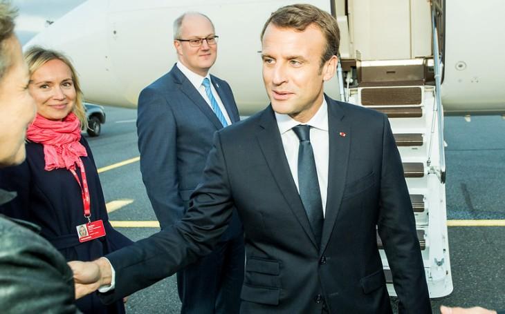 """Macron, nepřítel islámu, čili """"o proraženém krunýři"""""""
