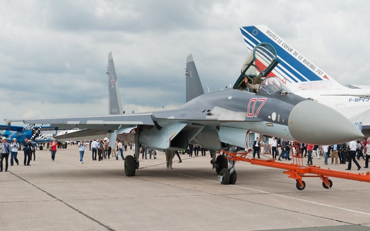 Ruský ministr obrany dává prioritu letounům Su-35S a Su-30SM2. Su-57 mezi nimi není