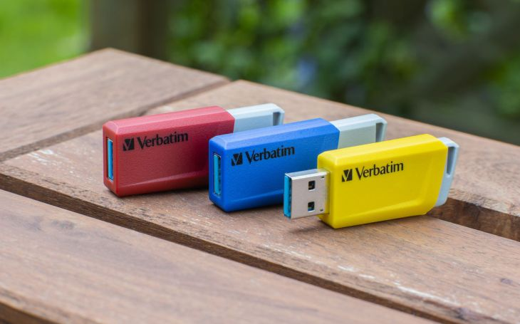 Snadný přenos, přeprava i bezpečné sdílení dat - USB flash disky Verbatim