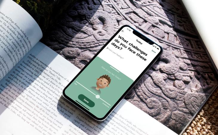 Přežít lockdown v duševní pohodě? Nová česká aplikace VOS.health pomůže, a to na půl roku zdarma