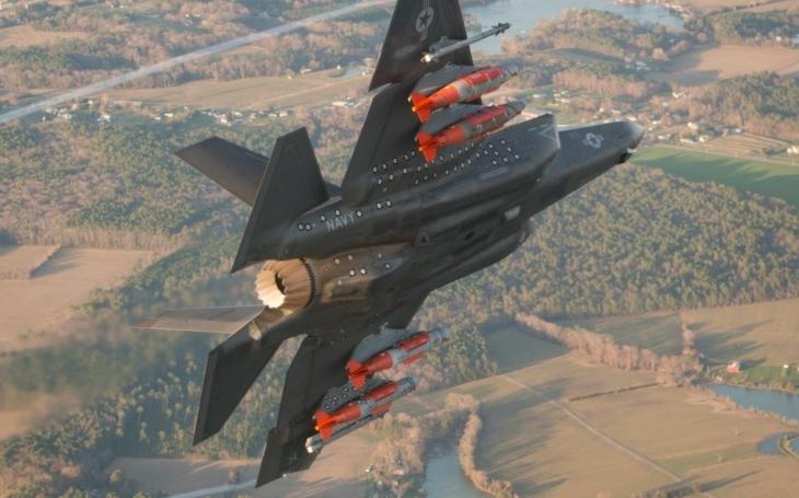 Obnovená 65. letka agresorů dostane 9 F-35, více, než má ruské letectvo Su-57