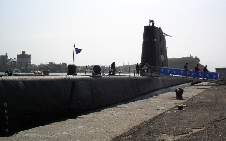 Čínskému hněvu navzdory. Tchaj-wan začne stavět první domácí ponorku