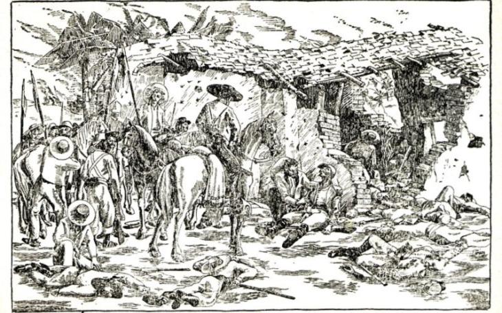 65 proti 2000. Francouzská cizinecká legie šla v bitvě u Camarónu hrdinně vstříc smrti. Masakr přežili tři stateční