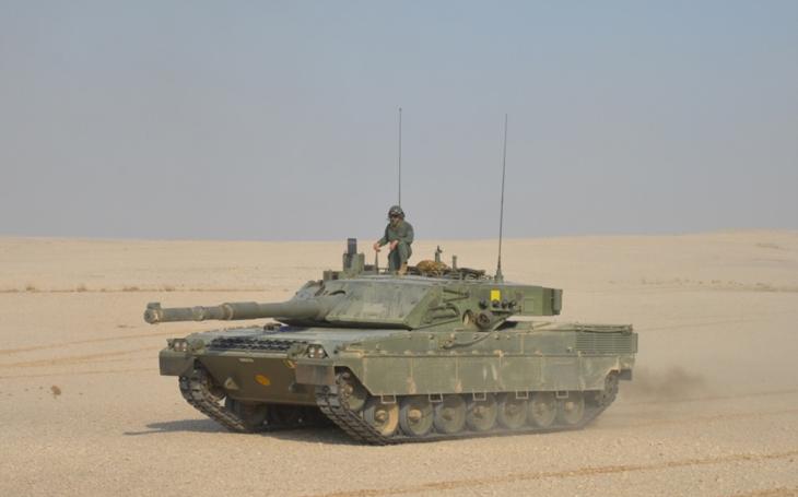Italsko-polsko-španělská konkurence projektu MGCS - evropská řešení otázky hlavních bitevních tanků pro 21. století