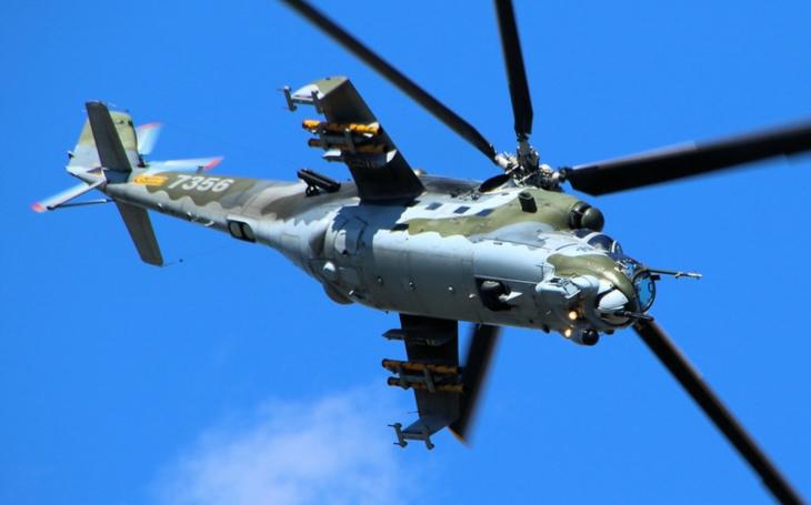 V Karabachu přituhuje - 2 mrtví po sestřelu ruského Mi-24 nad Arménií poblíž hranic s Ázerbájdžánem
