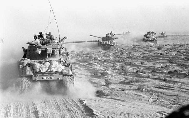 Arabský Rommel - Egypťan, který zachránil své vojáky obsazením části Izraele