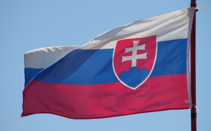 Slovenské zemětřesení