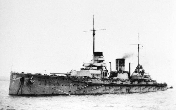 Jak bitevní křižník SMS Goeben unikl ze Středozemní pasti. Britského admirála stihl exemplární trest