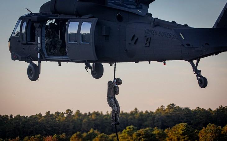 Litva podepsala kontrakt na dodávku 4 amerických vrtulníků UH-60M Black Hawk