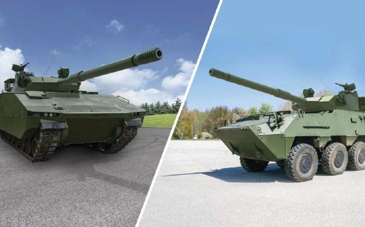 Obrněná vozidla Elbit Sabrah: český podíl na kontraktu pro Filipíny