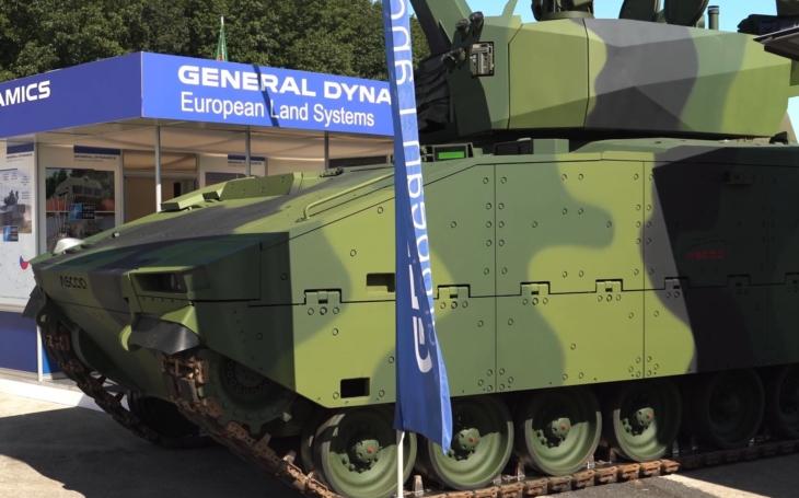 ASCOD 42 – bojové vozidlo pěchoty pro 21. století na NATO Days 2020