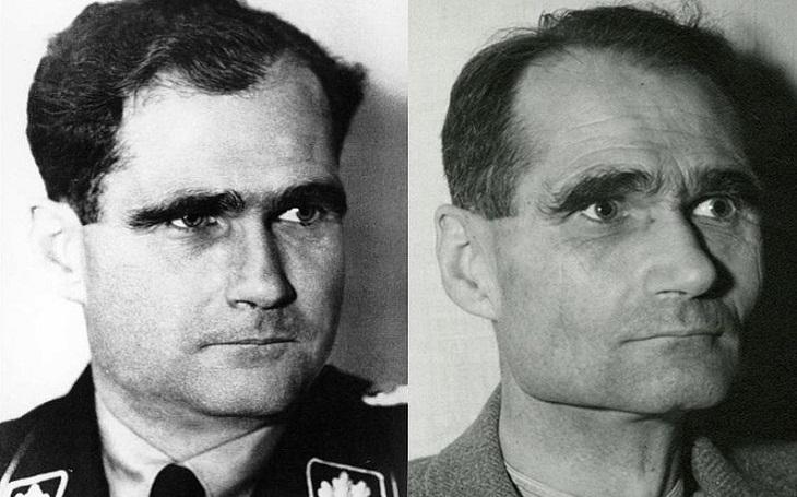 Nacista Rudolf Hess: Liboval si v tajemnu, záhadná byla i jeho smrt