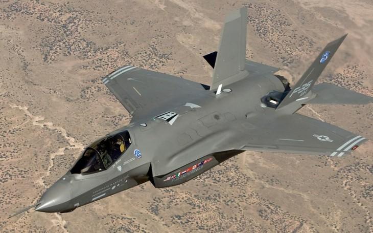 Švýcarsko obdrželo nabídku na nákup letounů F-35