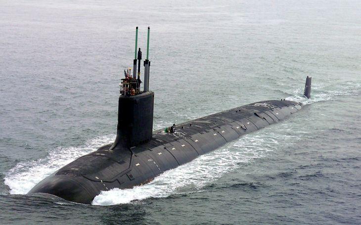 US Navy plánuje vyzbrojit ponorky třídy Ohio a Virginia hypersonickými zbraněmi CPGS