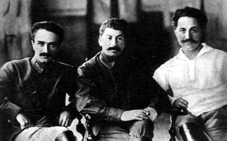 Koho se bál krvavý diktátor Stalin? Nikoho, kromě své matky