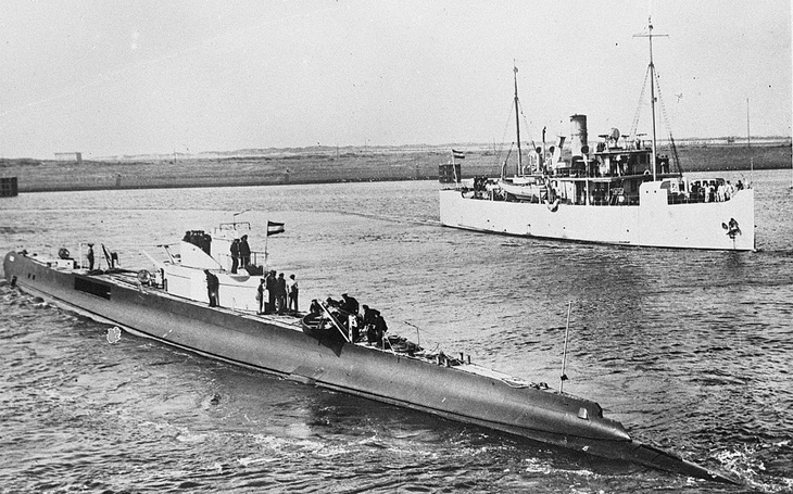 Agresívní nizozemské ponorky - draze vykoupené úspěchy, torpédované U-Booty a rozebrané vraky na dně moře