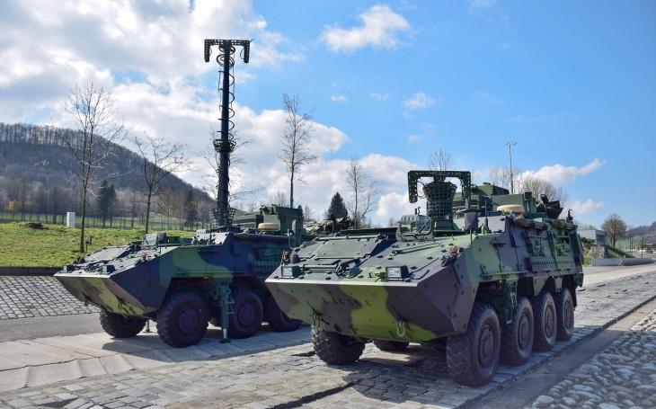 Armádní zakázka na Pandury se české ekonomice vyplatila: z jedné koruny se staly tři
