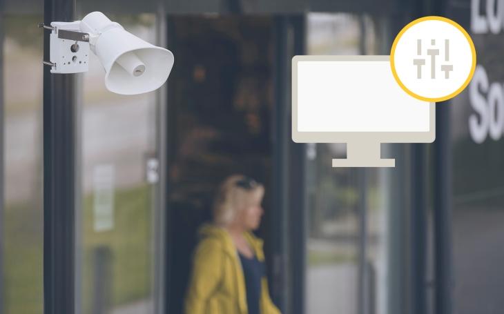 Axis přináší nové technologie k regulaci počtu zákazníků v prodejnách