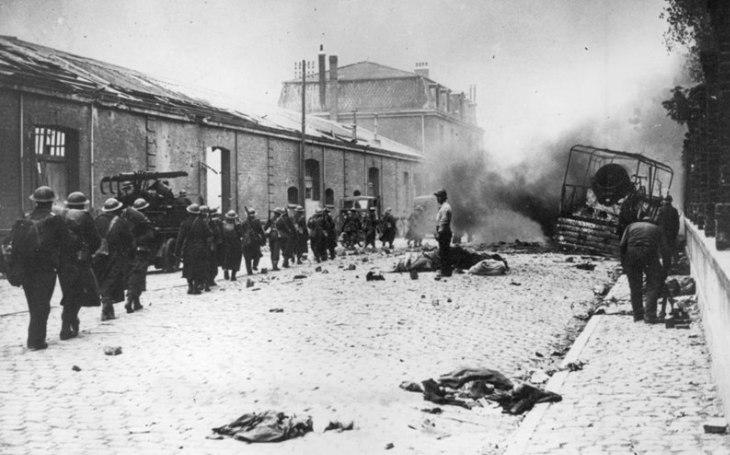 Jak se rodilo špatné rozhodnutí nacistického diktátora. V čem selhal u Dunkerque Hitler a další?