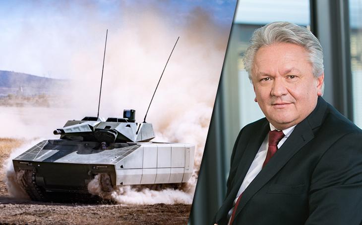 Armin Papperger: Tygr z Rheinmetallu. Kdo je muž, který chce přivést výrobu vojenských vozidel do Česka