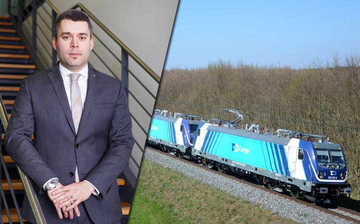 Do čela ČD Cargo zamíří dosavadní výkonný ředitel Tóth - záruka stability a kontinuity