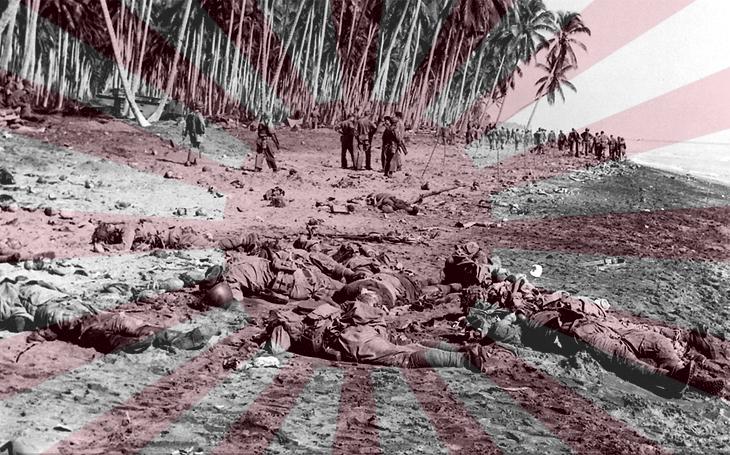 Pozemní kamikaze - bodáky, granáty, výbušné tyče ani výsadkáři nebyli efektivní