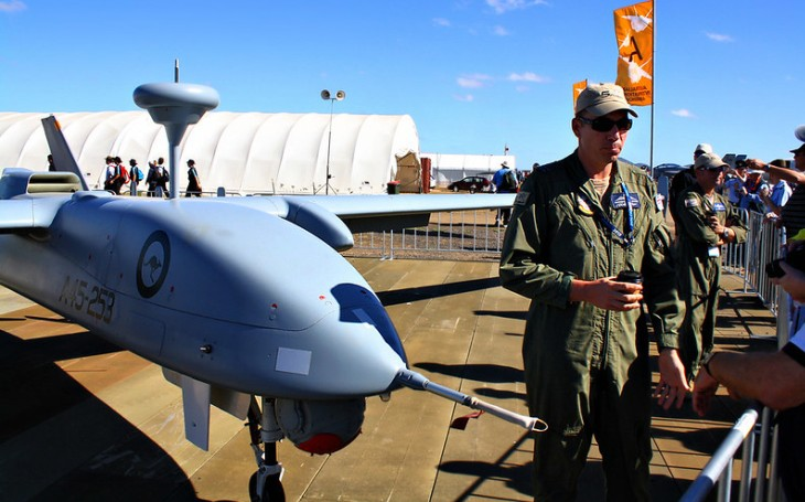 KOMENTÁŘ: Drony ano, ale musí jít ruku v ruce s celkovou modernizací armády