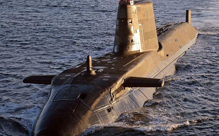 Ponorková třída Astute - tichý britský zabiják je připraven