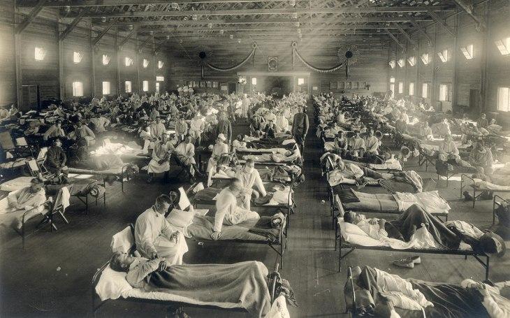 Jak 80 členů pobřežní stráže zachránilo aljašskou vesnici od pohromy španělské chřipky