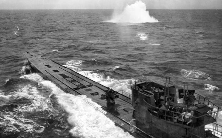 Příběh německého U-Bootu operujícího v Tichomoří: Kradl mléko a dosloužil v japonském námořnictvu