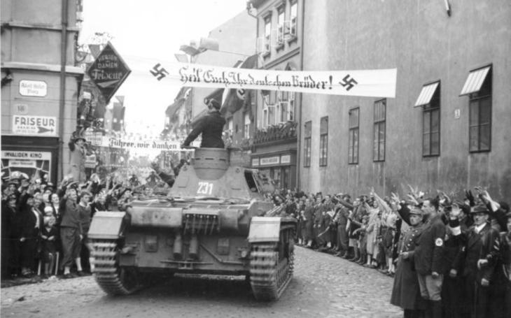 Poslední český rytíř proti nacistickým tankům