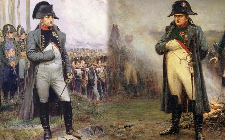 Dvě bitvy a dva Napoleonové – u Slavkova velel jiný člověk než u Waterloo