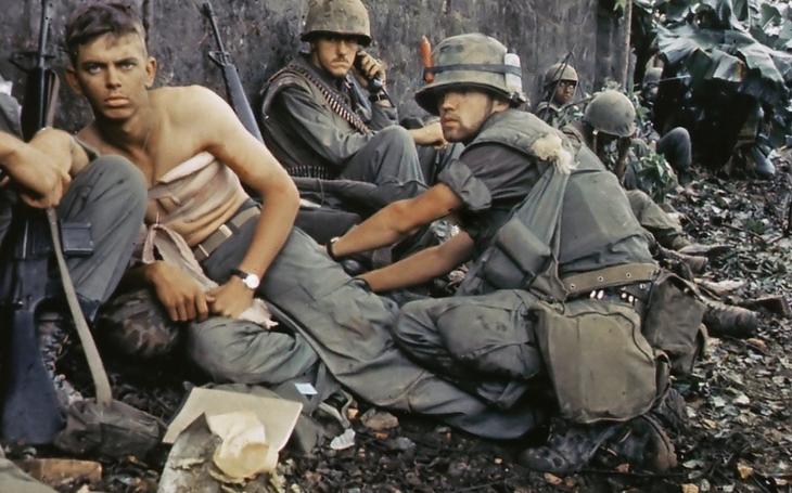 Jak 21letý Zelený baret zachránil desítky vojáků před vietnamskou přesilou