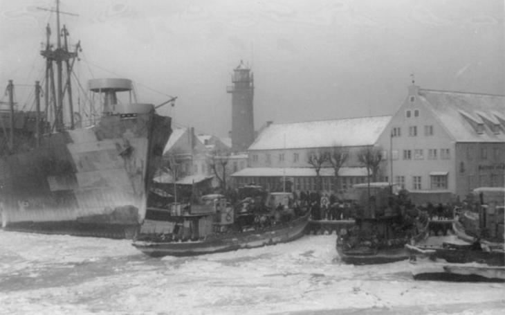 Je slavná Jantarová komnata ruských carů na potopené nacistické lodi?