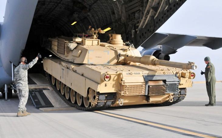 VIDEO: Upgrade tanků Abrams na konfiguraci M1A2 SEP v3 bude stát 4,62 miliardy dolarů