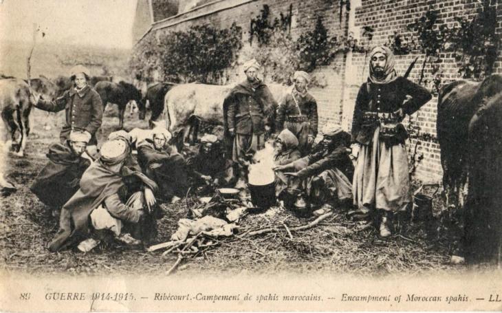 Jak africká kavalerie francouzské armády uspíšila konec Velké války
