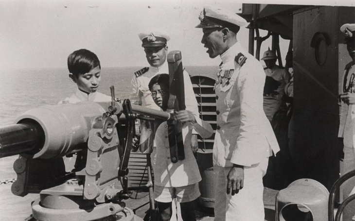 Japonská loď sloužila Siamu a Thajsku šedesát let - dnes je z ní muzeum