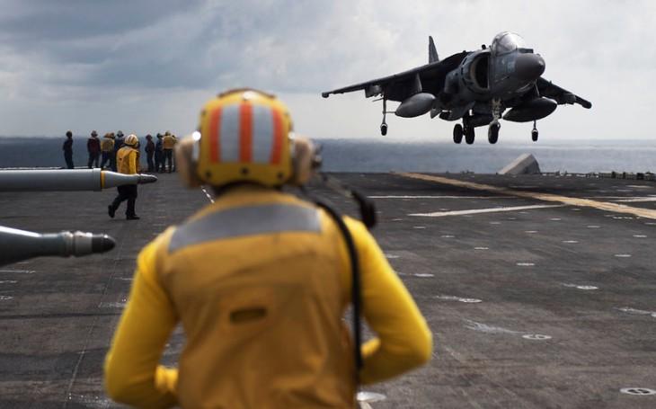 Americké letouny Harrier budou sloužit až do roku 2029